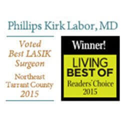 Eye Doctor Fort Worth | Phillips Kirk Labor, MD | Eye Consultants of